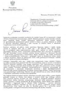 Pismo prezydent cz 1